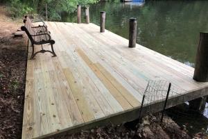 Docks/Deck Boats